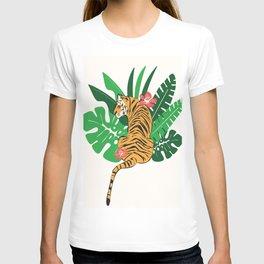 Tiger 011 T-shirt