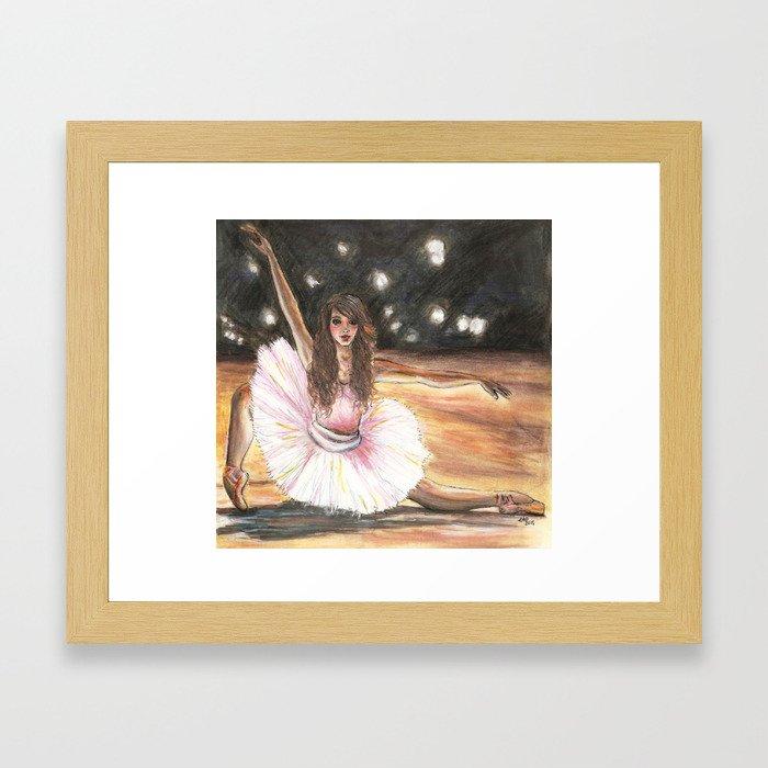Beckanne Framed Art Print