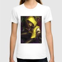 bill cipher T-shirts featuring Human Bill Cipher by NMLove