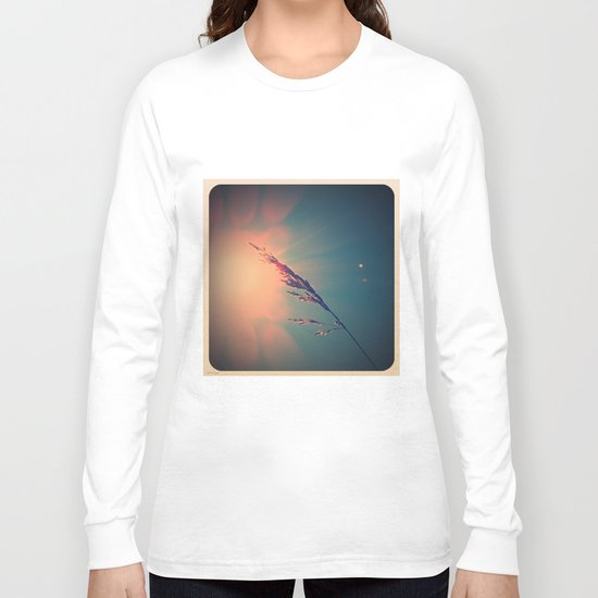 Nature's little wonders ^^ Long Sleeve T-shirt