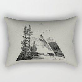 Natural Shapes Rectangular Pillow