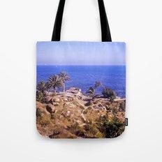 Sunken City  Tote Bag