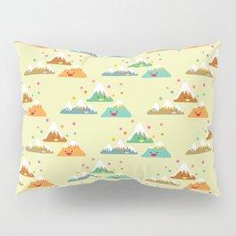 Mountain Friends Pillow Sham