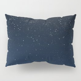 Stars in Space Pillow Sham