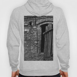 Old abandoned barn Hoody