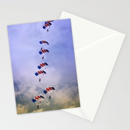 RAF Falcon Stack Formation Stationery Cards