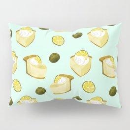 key lime pie pattern // pie lover Pillow Sham