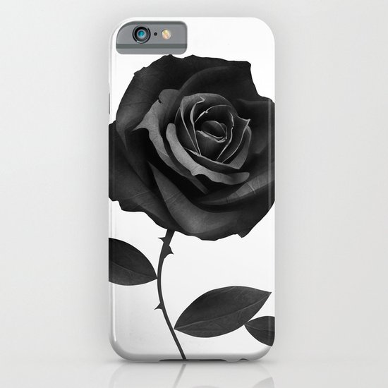 Fabric Rose iPhone & iPod Case