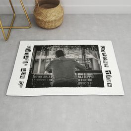 DO NOT DISTURB - Coffee Time Rug