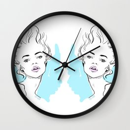 TENDER Wall Clock