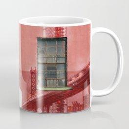 Brooklyn wall art 2 Coffee Mug