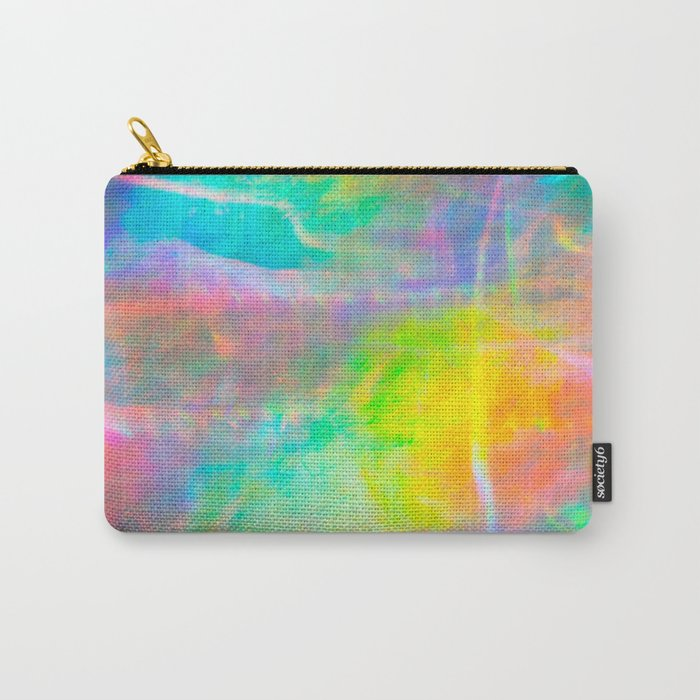 Prisms Play Of Light 1 Carry-All Pouch