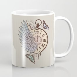 Le Temps Passe Vite (Time Flies) Coffee Mug