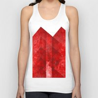 discount Tank Tops featuring Ruby Nebulæ by Aaron Carberry