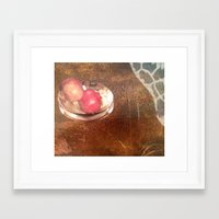 thanksgiving Framed Art Prints featuring Thanksgiving by Bonnie M. Cummings ~ BeauCollage