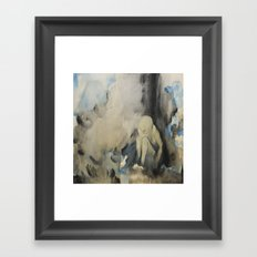 King Demon 1 Framed Art Print