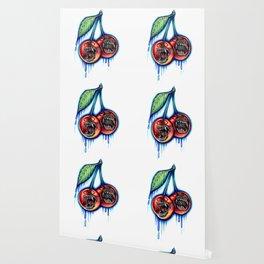 Barking Cherries Wallpaper