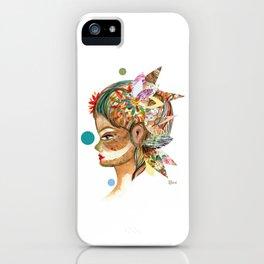 Equilibrio iPhone Case