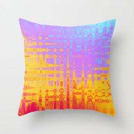 Chromatic Fantasy Throw Pillow