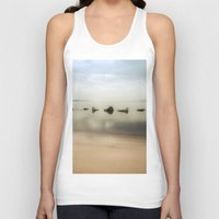rocks Tank Tops featuring Rocks by Terri Ellis