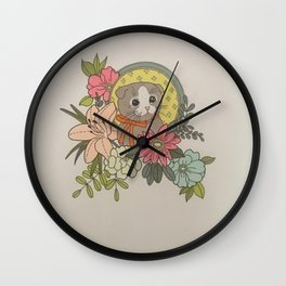 Simon Says Wall Clock