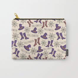 Cute Halloween Pattern Carry-All Pouch