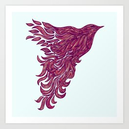 Dreams of Flying - UPDATED Art Print