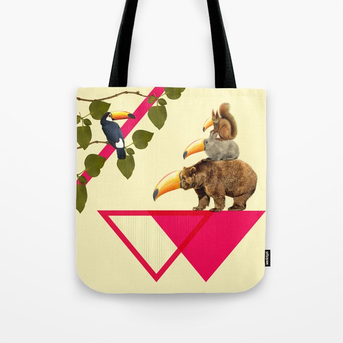 everybody would love to be a toucan  Tote Bag