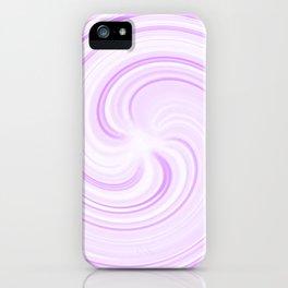 Boysenberry Sundae Swirl iPhone Case