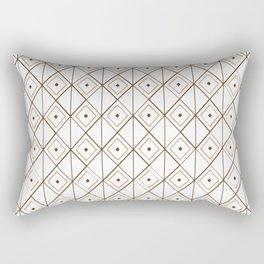 Bege Rectangular Pillow
