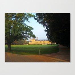 bonn university & hofgarten. Canvas Print