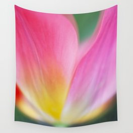 Tulip Wave Wall Tapestry