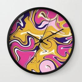 Exploring Liquidity  - work 1 Wall Clock