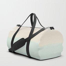 Pastel Abstract Duffle Bag