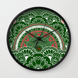 Italy Lover Italian Culture Italian American Gift Wall Clock