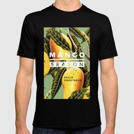 Mango Season #society6 #decor #buyart T-shirt