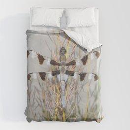 dragonfly tank Duvet Cover