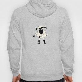 Floss Dance Move Sheep Hoody