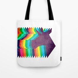 A Unicorn Among Us Tote Bag