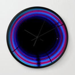 Black Hole Sun Wall Clock
