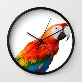 King of Colors Wall Clock