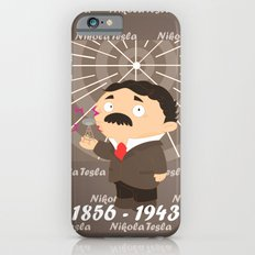 Nikola Tesla Slim Case iPhone 6s