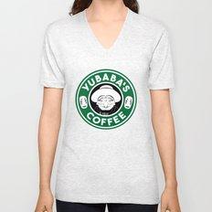 Yubaba's Coffee Unisex V-Neck