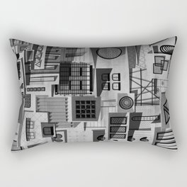112 Windows Rectangular Pillow