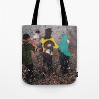 butterfly Tote Bags featuring Butterfly by Lerson