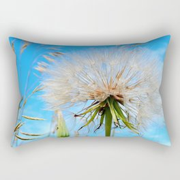 Seeds Ready to Fly Rectangular Pillow