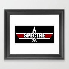 Top Spectre Framed Art Print