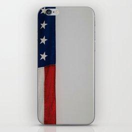 Side Flag (Color) iPhone Skin