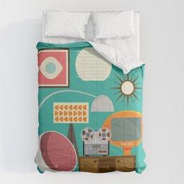 Junkshop Window Comforters