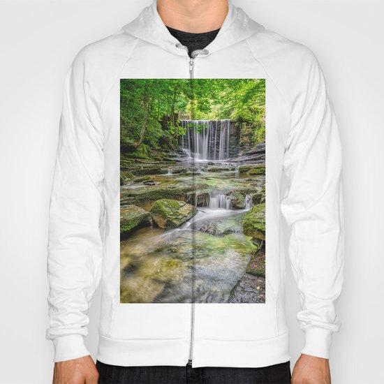 Clywedog Waterfall Hoody